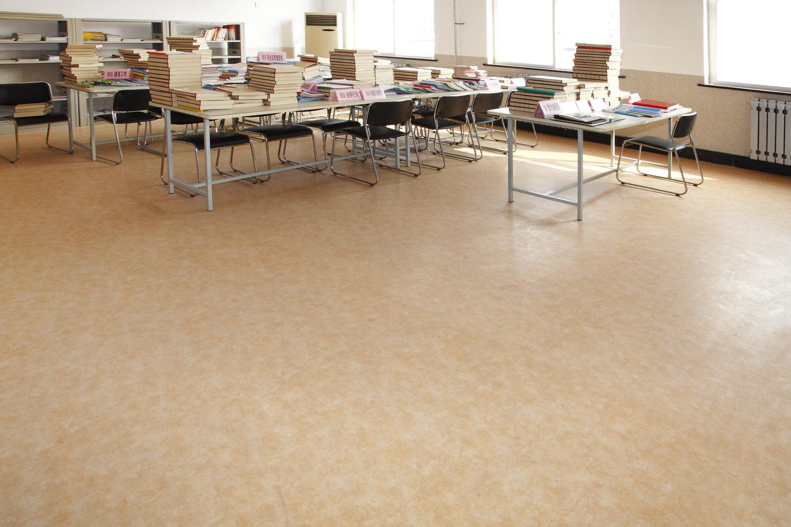 不同年龄段不同教育场所的塑胶地板设计区别【腾方PVC地板】