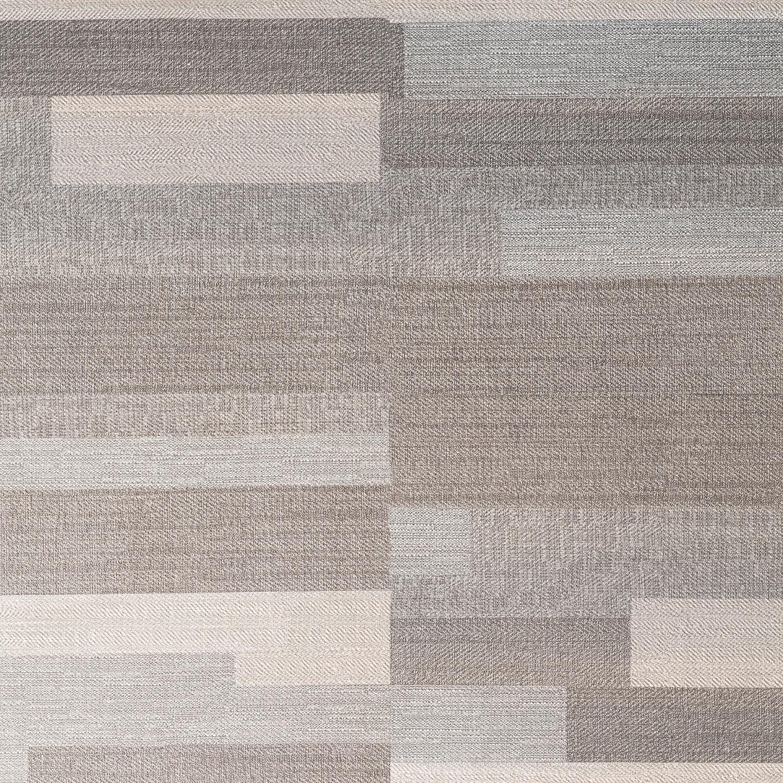 毯纹石塑地板将彻底取代地毯?【腾方PVC地板】