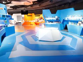 商场PVC地板工程解决方案
