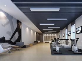 健身房地板工程解决方案
